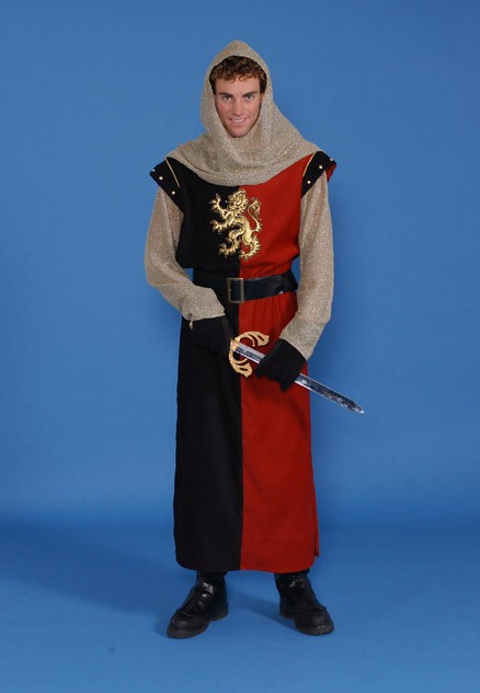 Adult Medieval Warrior Costume