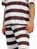 Adult Men's Prisoner Costume