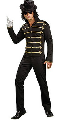Adult Michael Jackson Military Jacket