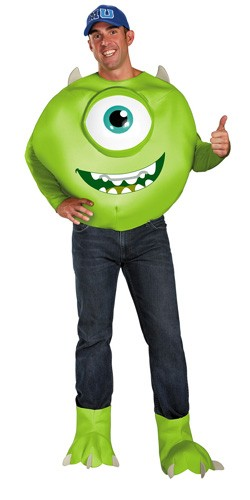 Adult Mike Wazowski Costume