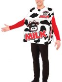 Adult Milk Costume