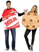Adult Milk and Cookies Costume