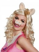Adult Miss Piggy Wig