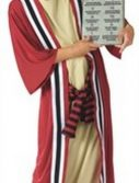 Adult Moses Costume With Ten Party Commandments