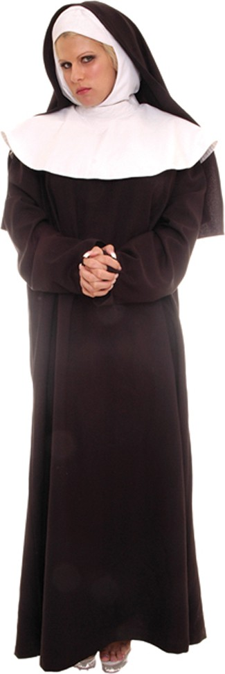 Adult Mother Superior Costume