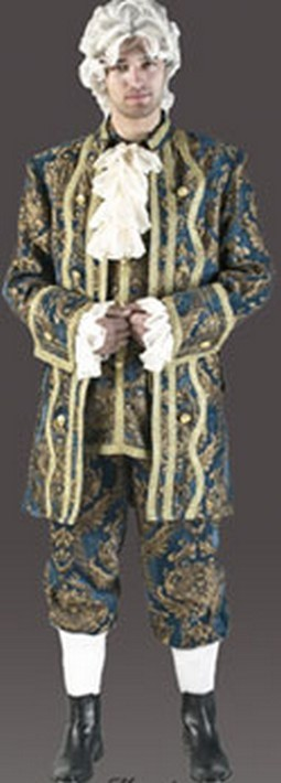 Adult Mozart Costume