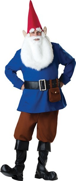 Adult Mr Garden Gnome Costume