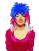 Adult Multi-Color Punk Wig