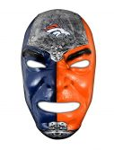 Adult NFL Denver Broncos Fan Face Mask