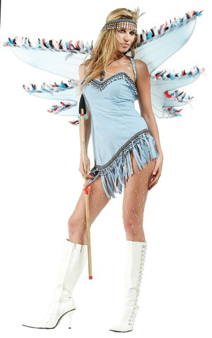 Adult Naughty Navajo Costume