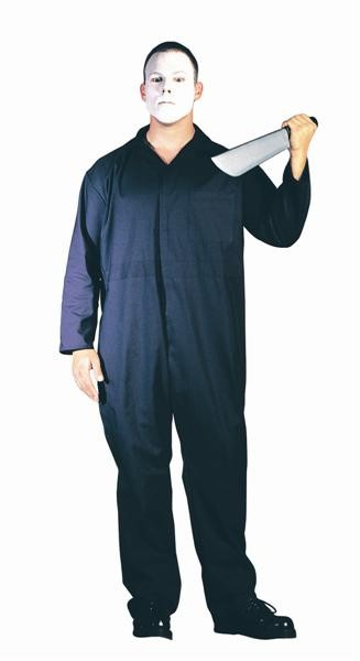 Adult Navy Blue Overalls