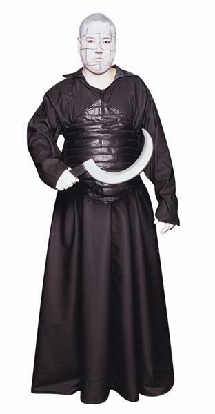 Adult Needleman Costume - Pleather