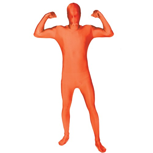 Adult Orange Morphsuit