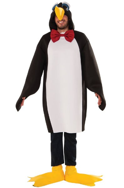 Adult Party Penguin Costume