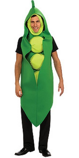 Adult Pea Costume