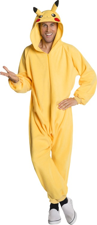 Adult Pikachu Costume