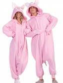 Adult Pink Pig Funsies Costume