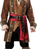 Adult Pirate Costume - Captain Skullduggery