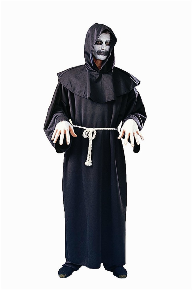 Adult Plus Size Deluxe Robe Costume