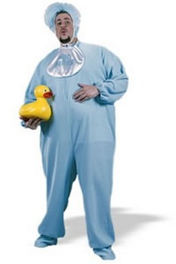 Adult Plus Size PJ Jammies Costume