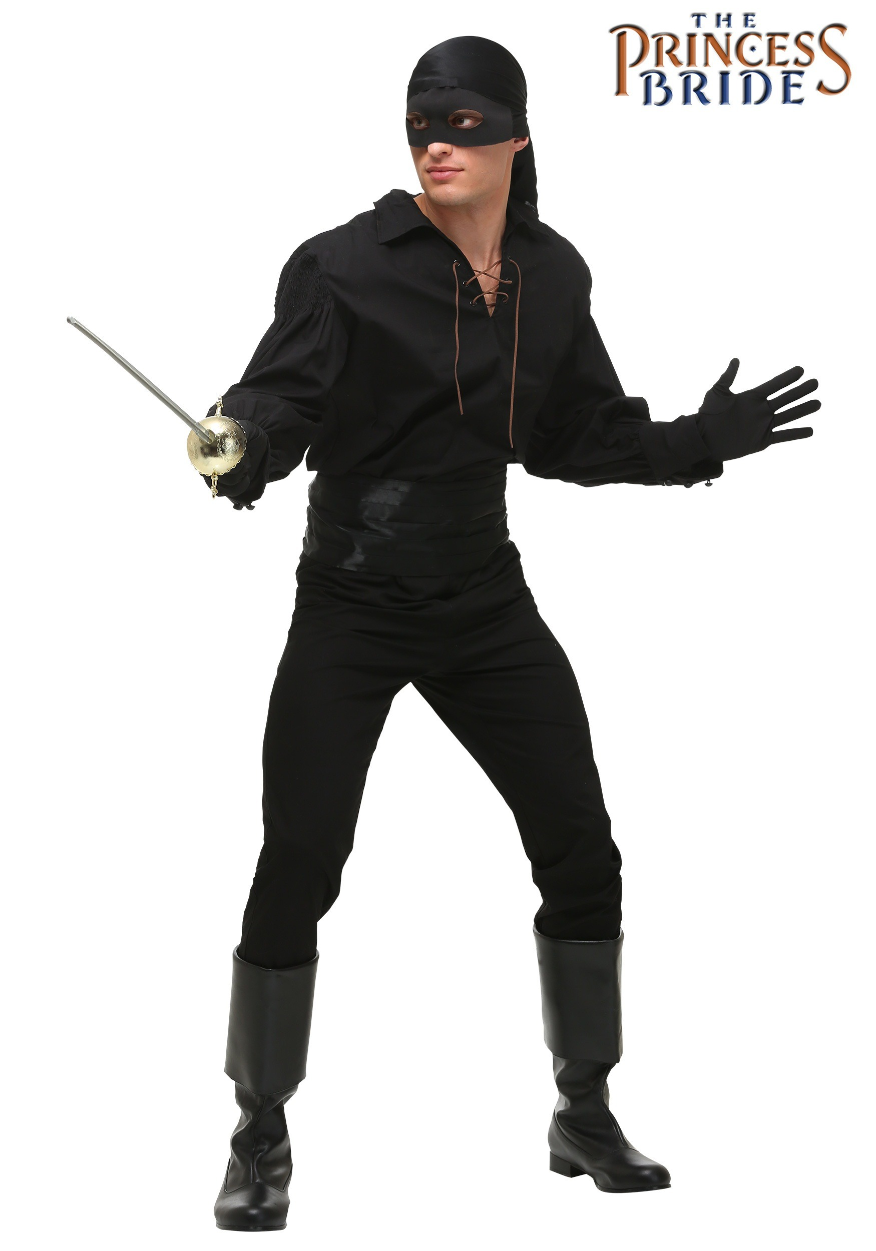 Adult Princess Bride Westley Costume
