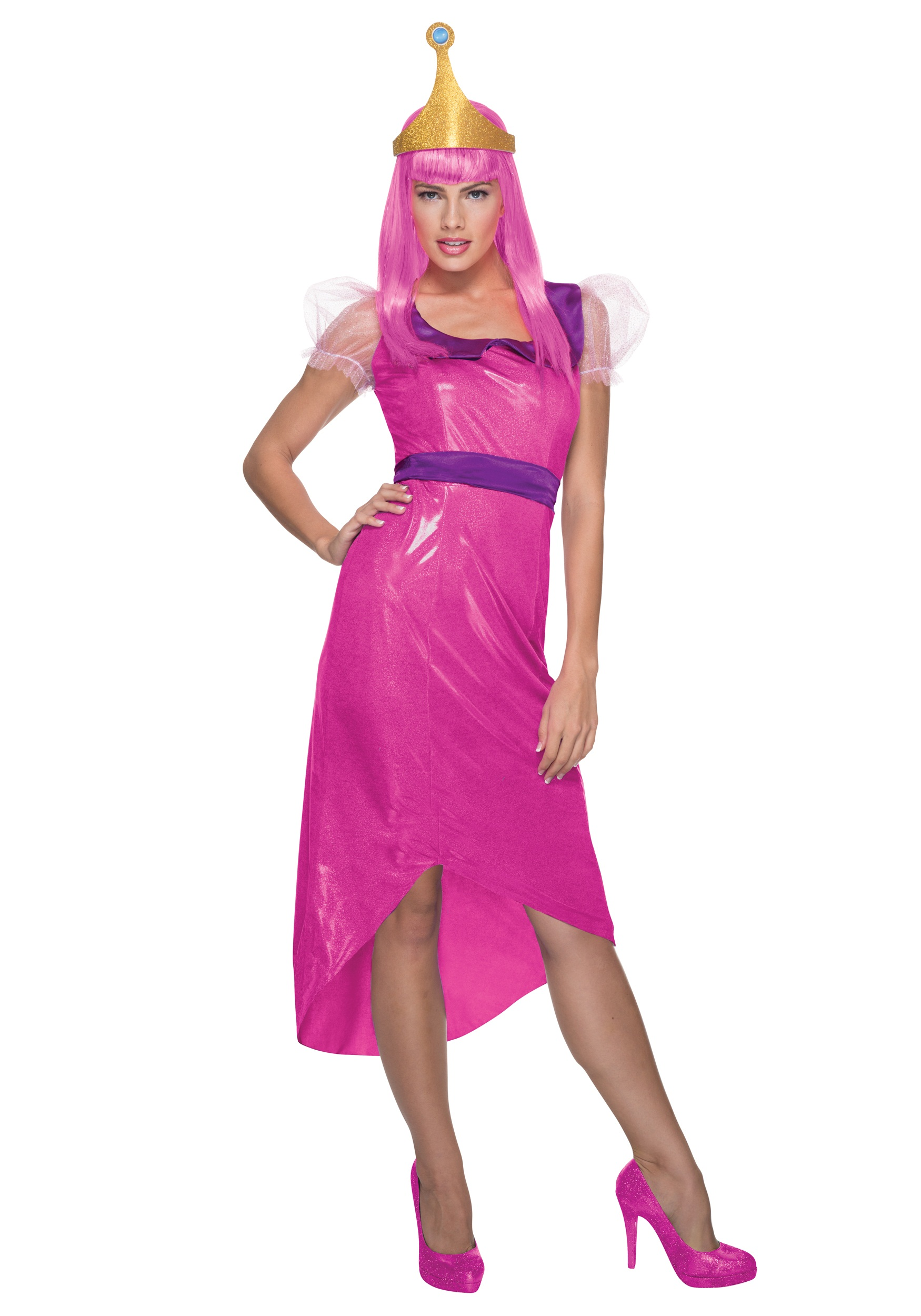 Adult Princess Bubblegum Costume
