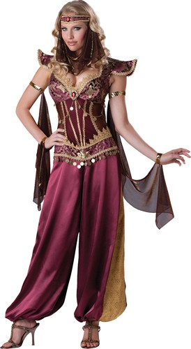Adult Princess Costume - Desert Jewel