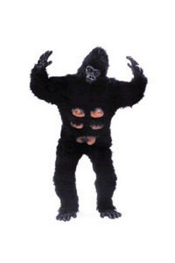 Adult Professional Gorilla Costume