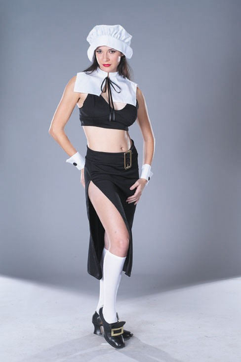 Adult Prudence the Naughty Pilgrim Costume
