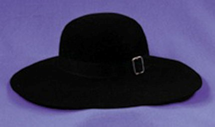 Adult Quaker Hat