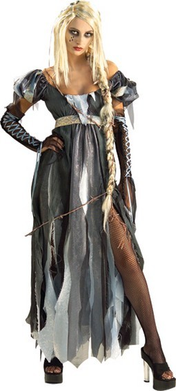 Adult RIPunzel Costume