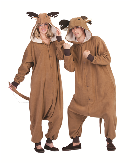 Adult Reindeer Funsies Costume