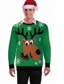Adult Reindeer Ugly Sweater