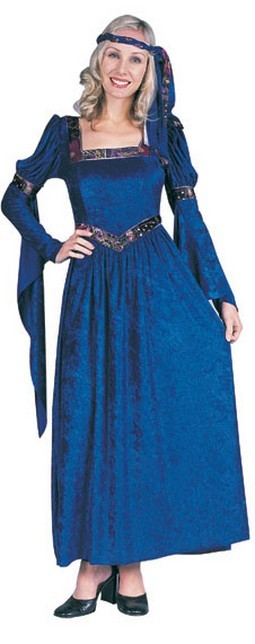 Adult Renaissance Girl Costume