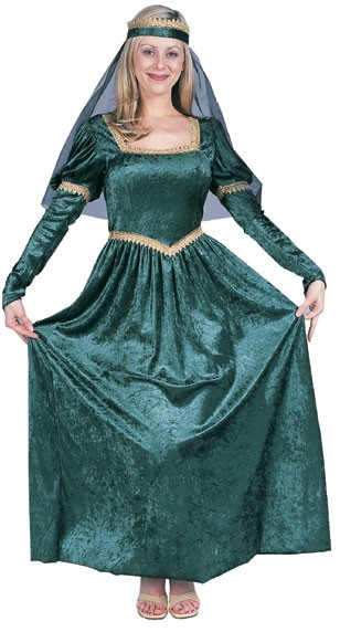 Adult Renaissance Princess Costume