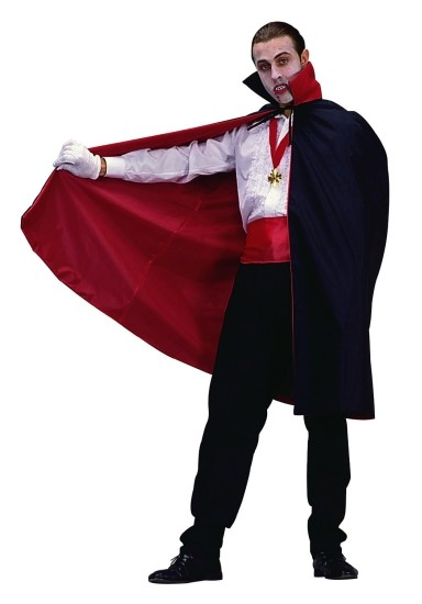 Adult Reversible Nylon Cape