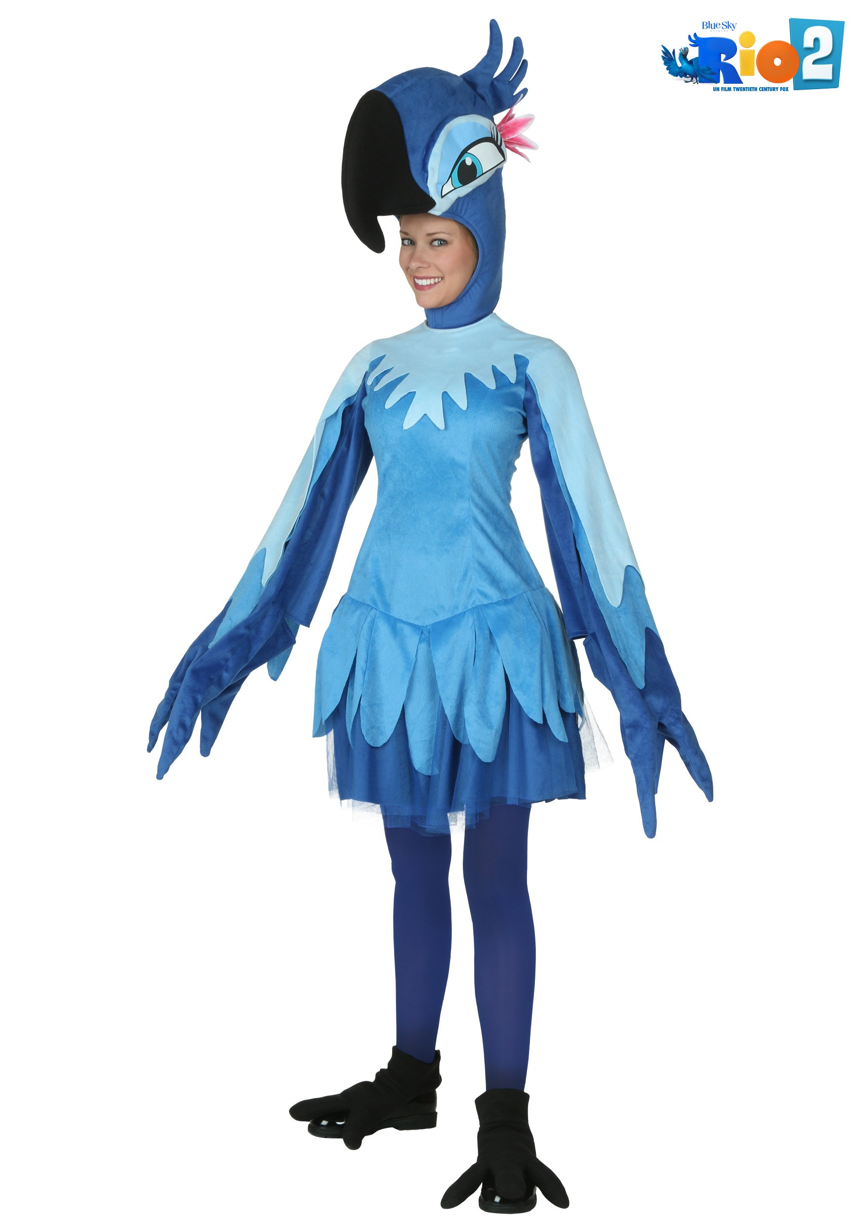 Adult Rio Jewel Costume