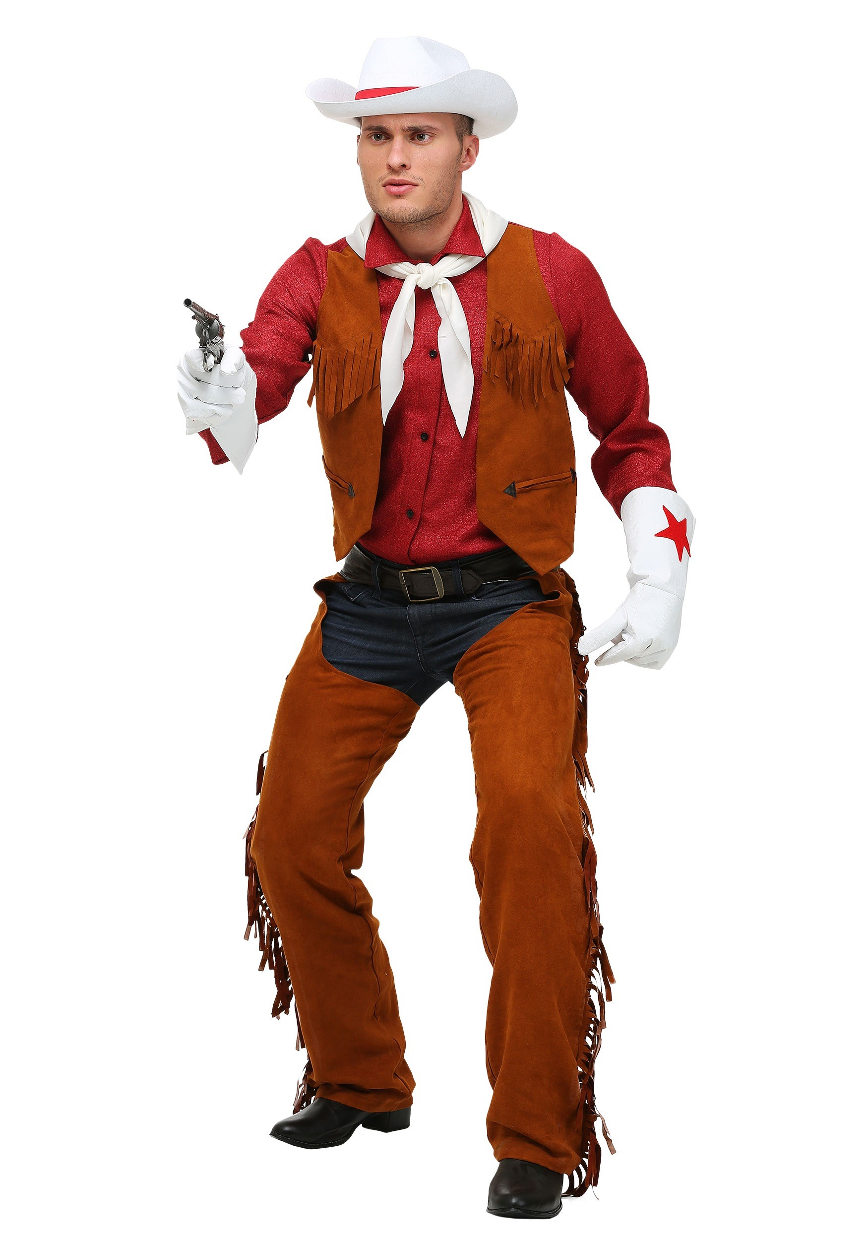 Adult Rodeo Cowboy Costume