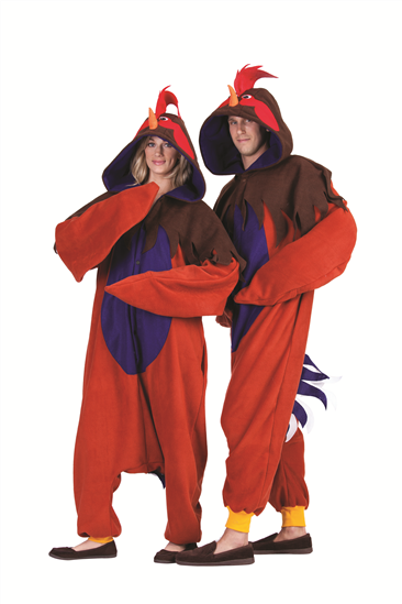 Adult Rooster Funsies Costume