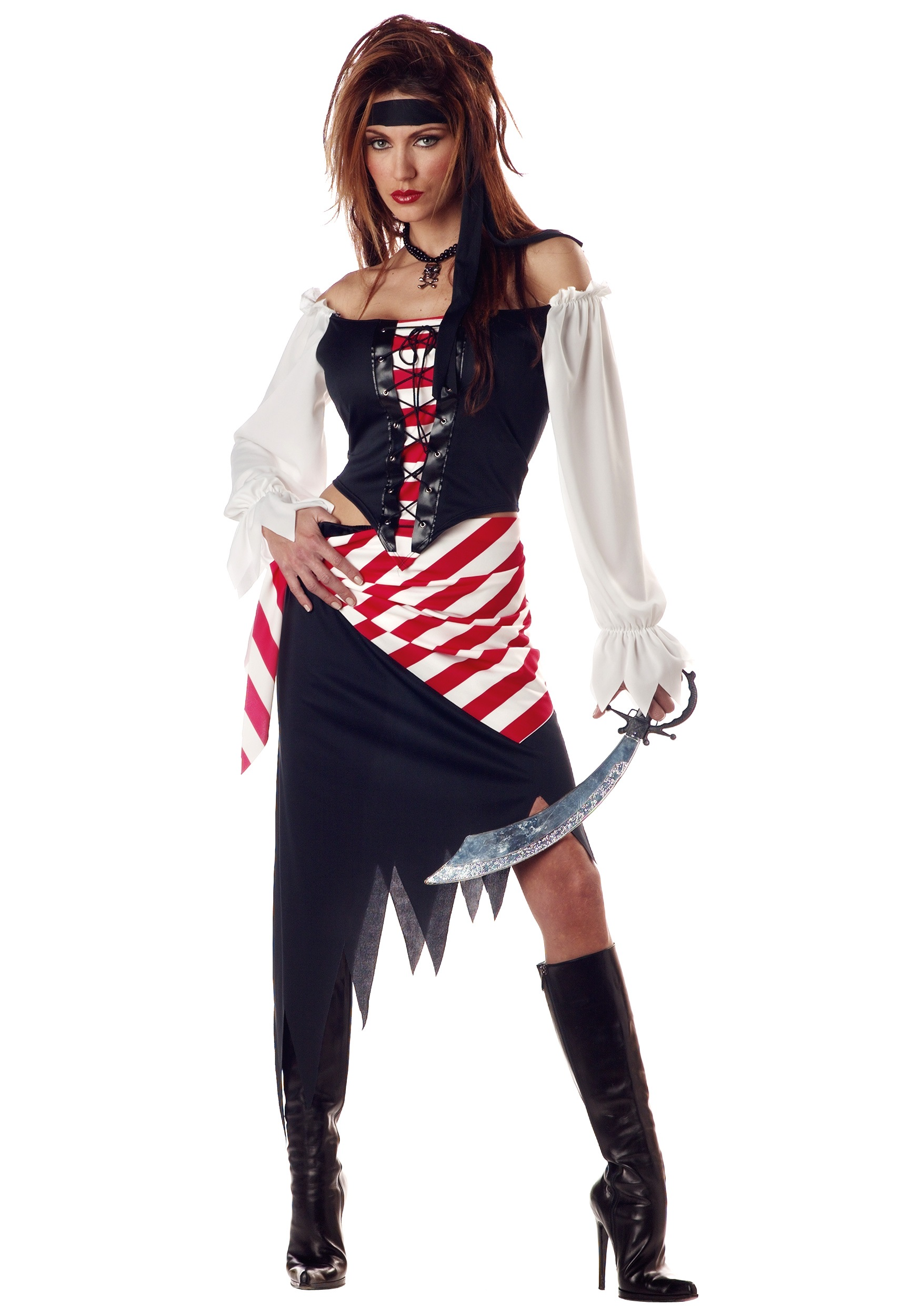 Adult Ruby the Pirate Beauty Costume
