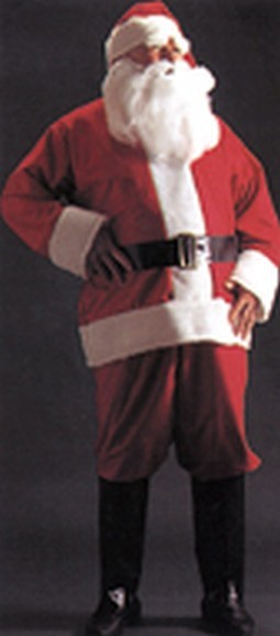Adult Santa Suit Costume
