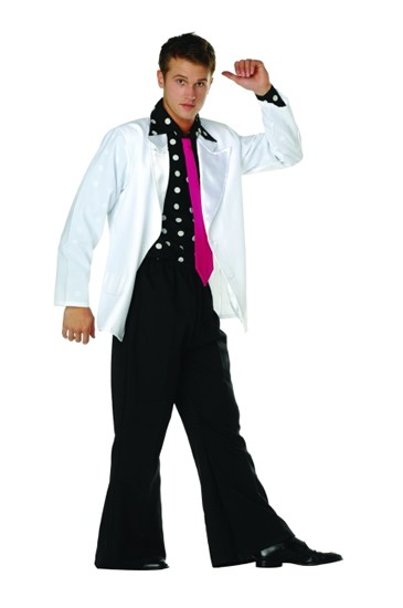 Adult Saturday Night Fever Costume