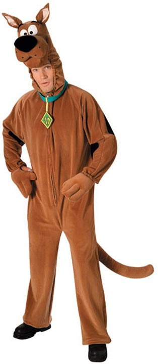 Adult Scooby Doo Costume