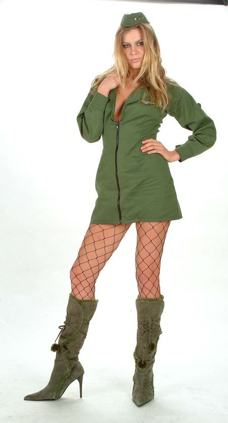 Adult Sexy Air Force Costume