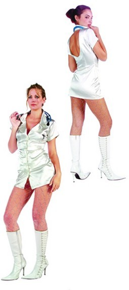 Adult Sexy Doctor Costume