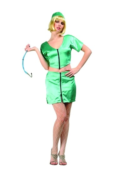 Adult Sexy ER Surgeon Costume