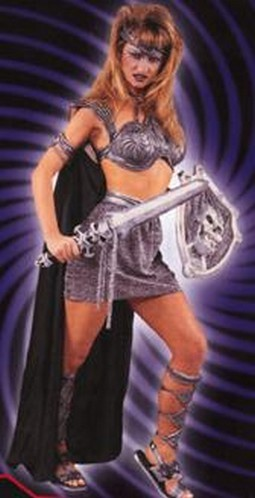 Adult Sexy Gladiator Costume