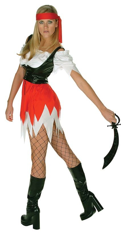 Adult Sexy Pirate Costume