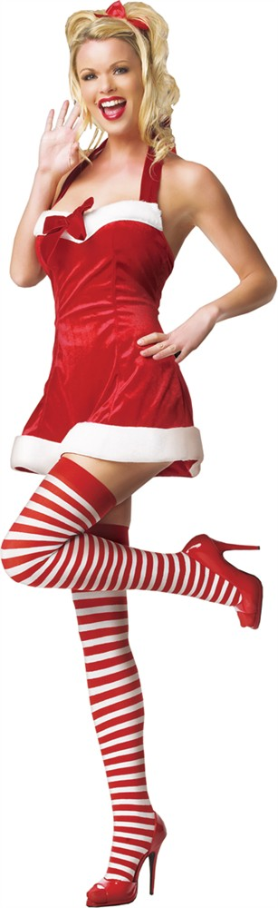 Adult Sexy Santa's Little Helper Costume
