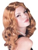Adult Sexy Screen Siren Auburn Wig